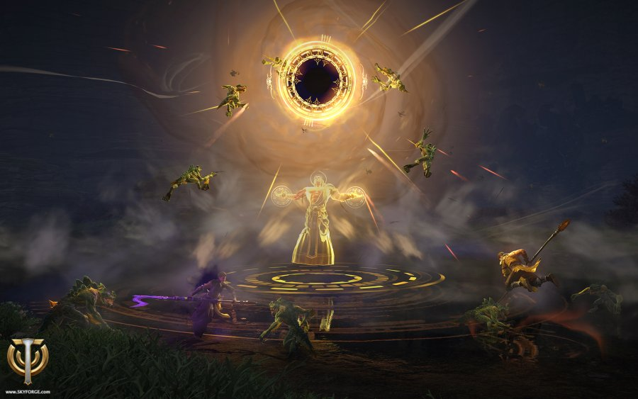 Unlocking the power of your Divine Form | Skyforge - Become А God ...