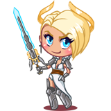 Skyforge Stickers 1