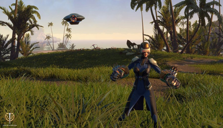 Skyforge Cybernetic Alliance Companions 1