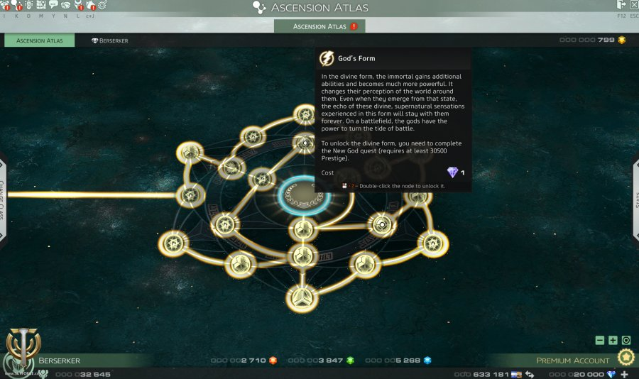 Divine Atlas