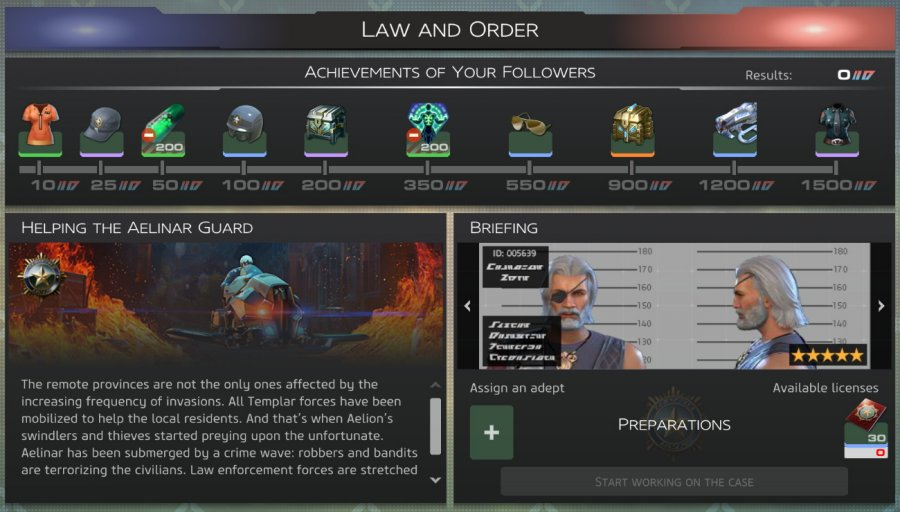 Skyforge Law and Order 2