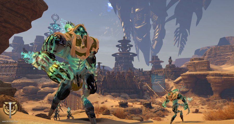 Skyforge Demons Invasion 1