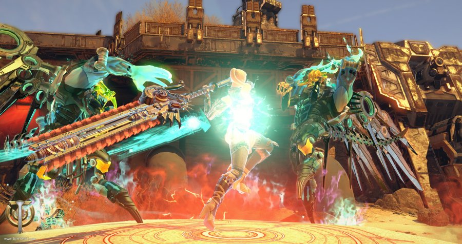 Skyforge Demons Invasion 2