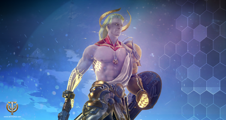 Skyforge Journey of the Divine Divine Specializations
