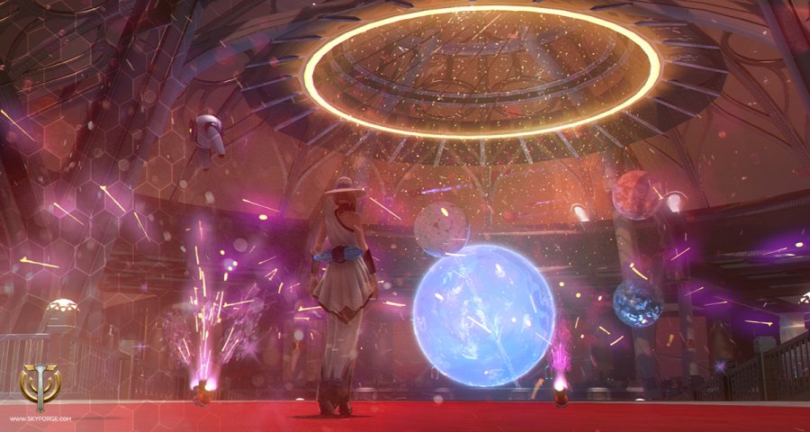 Skyforge Freedom Celebrations