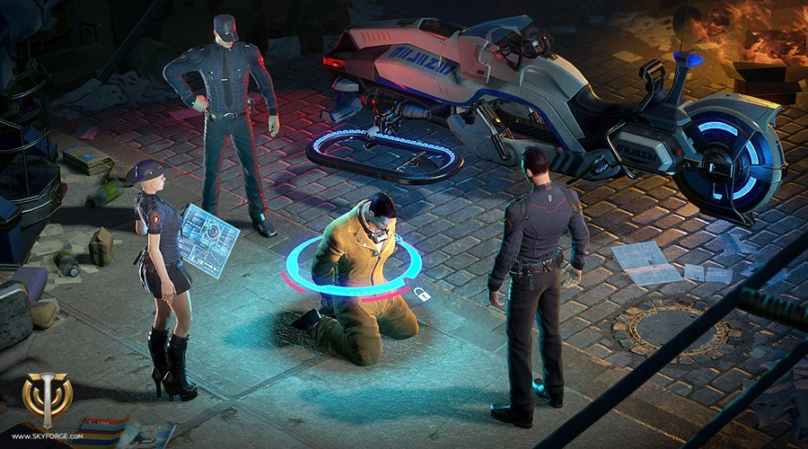 Skyforge Law and Order 1