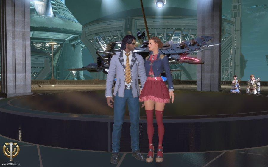 Skyforge Permanent Costumes 5