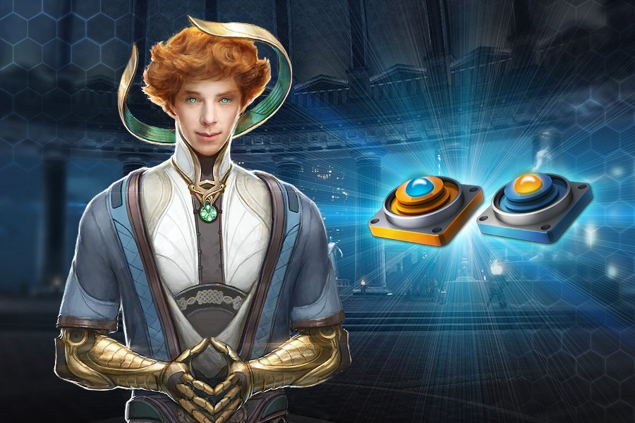 Skyforge Tangria Promotion 1