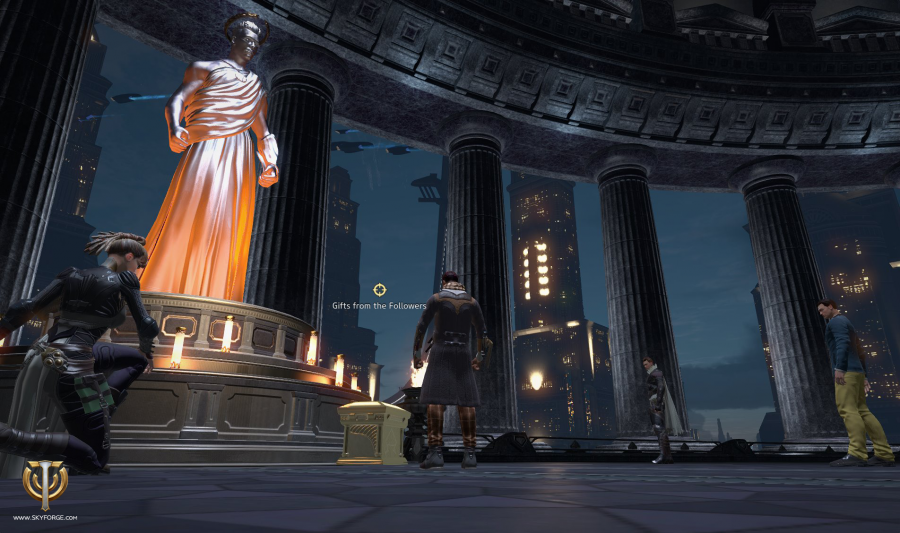 Skyforge Flavius Tips Orders 6