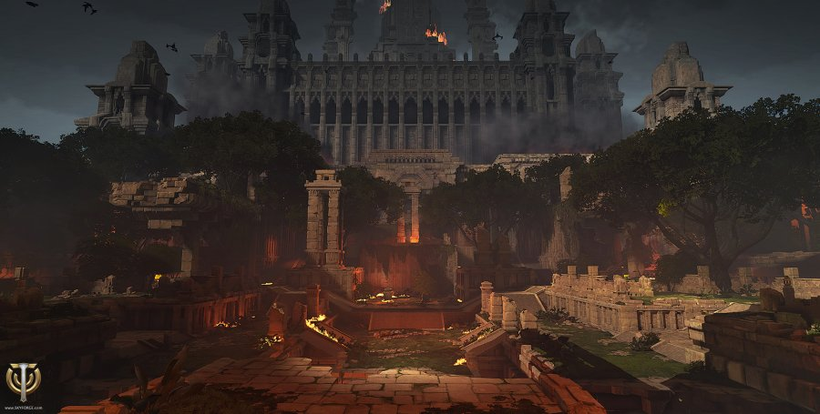 Skyforge War's Onset Pantheon Wars 2