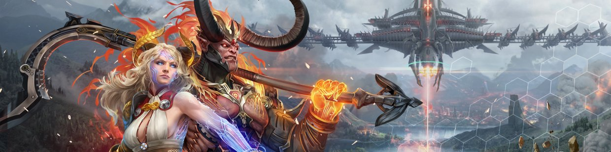 Skyforge PS4 Early Access has begun! | Skyforge - Become А God in